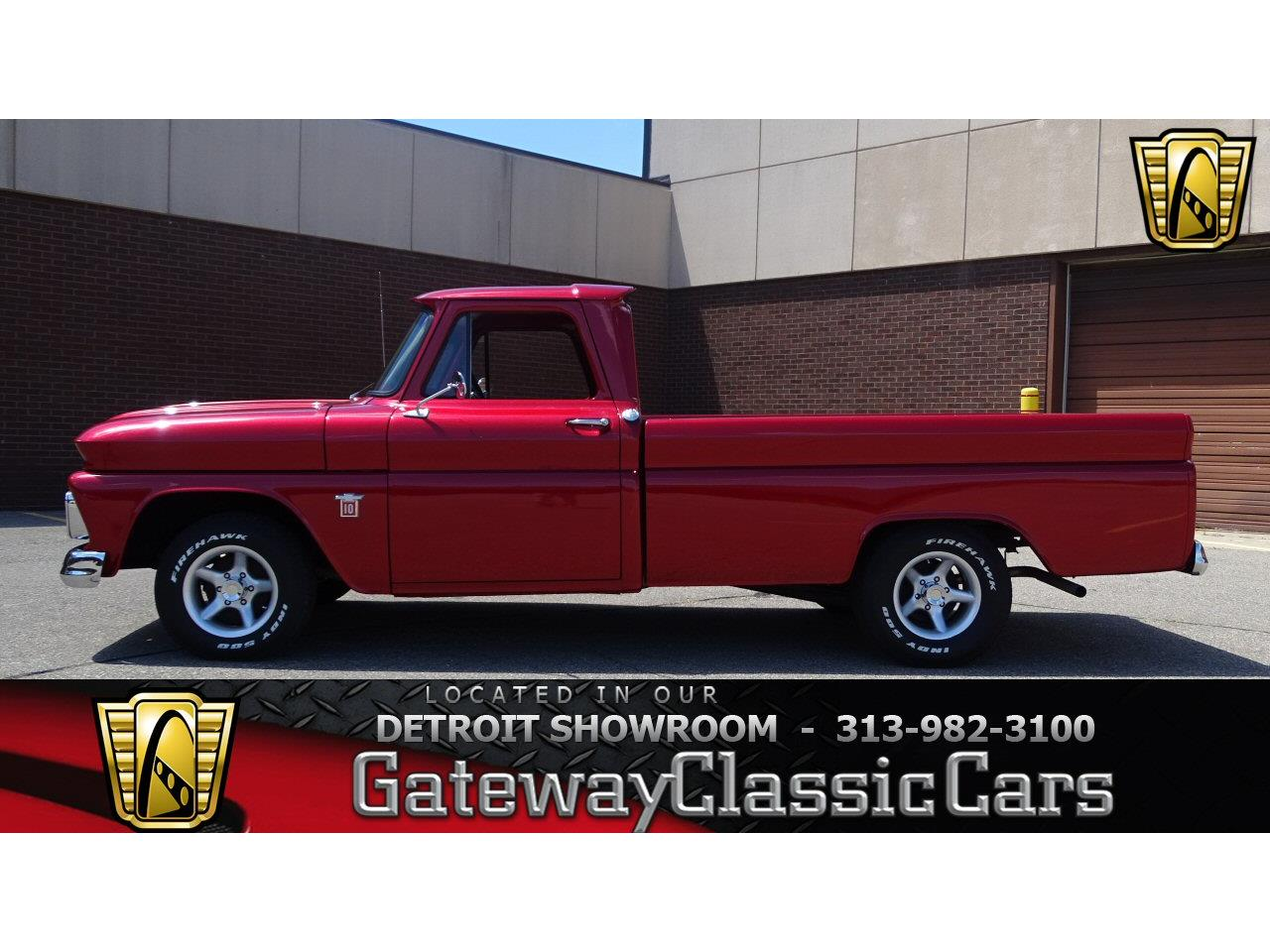 Large Picture of Classic '64 Chevrolet C10 located in Michigan - $18,595.00 - LUZ8
