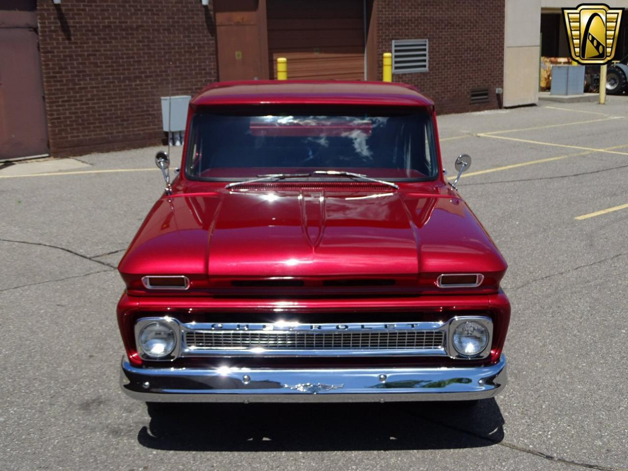 Large Picture of 1964 Chevrolet C10 located in Michigan - $18,595.00 Offered by Gateway Classic Cars - Detroit - LUZ8