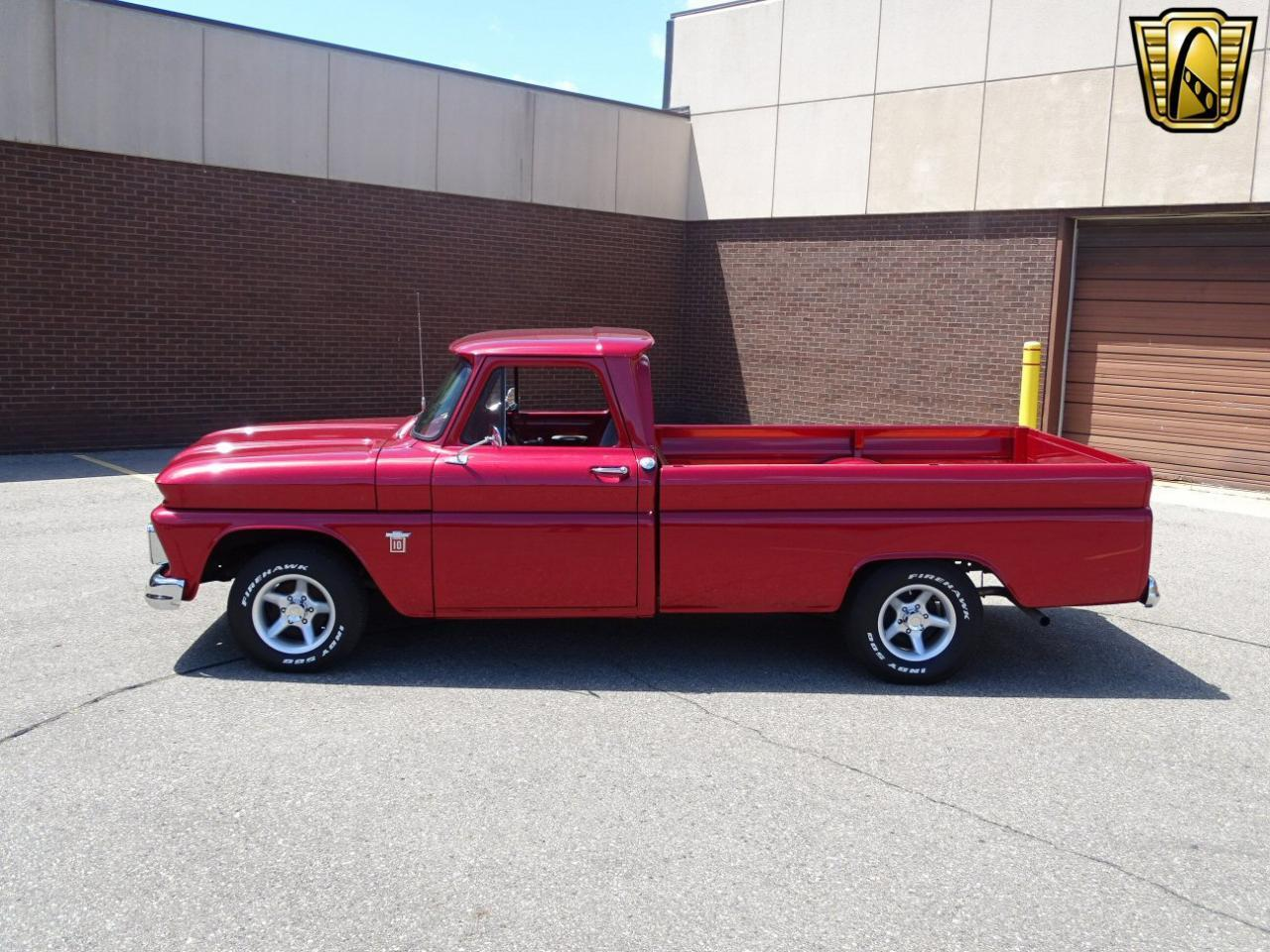 Large Picture of 1964 Chevrolet C10 located in Dearborn Michigan - $18,595.00 Offered by Gateway Classic Cars - Detroit - LUZ8