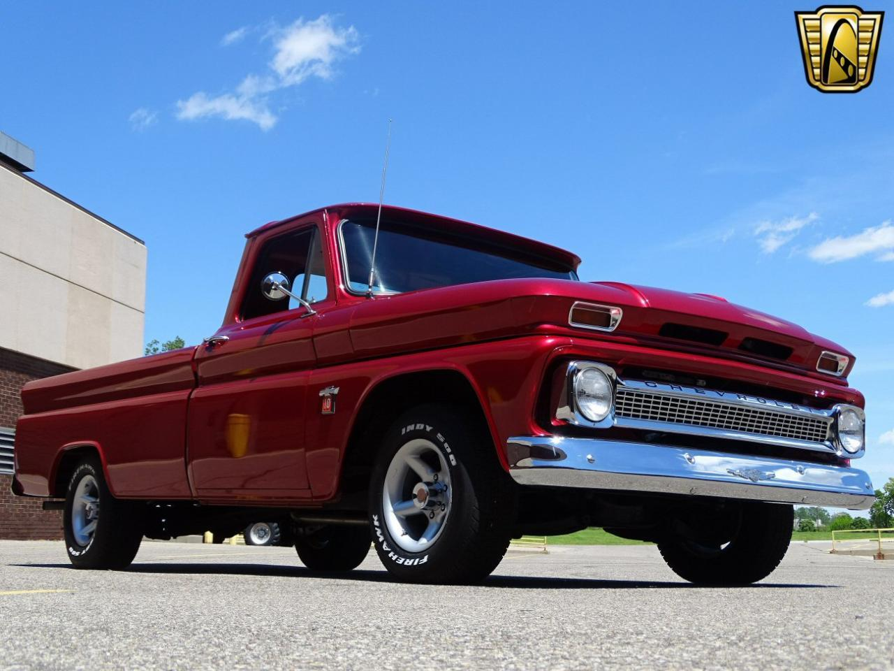 Large Picture of Classic '64 C10 located in Michigan - $18,595.00 - LUZ8