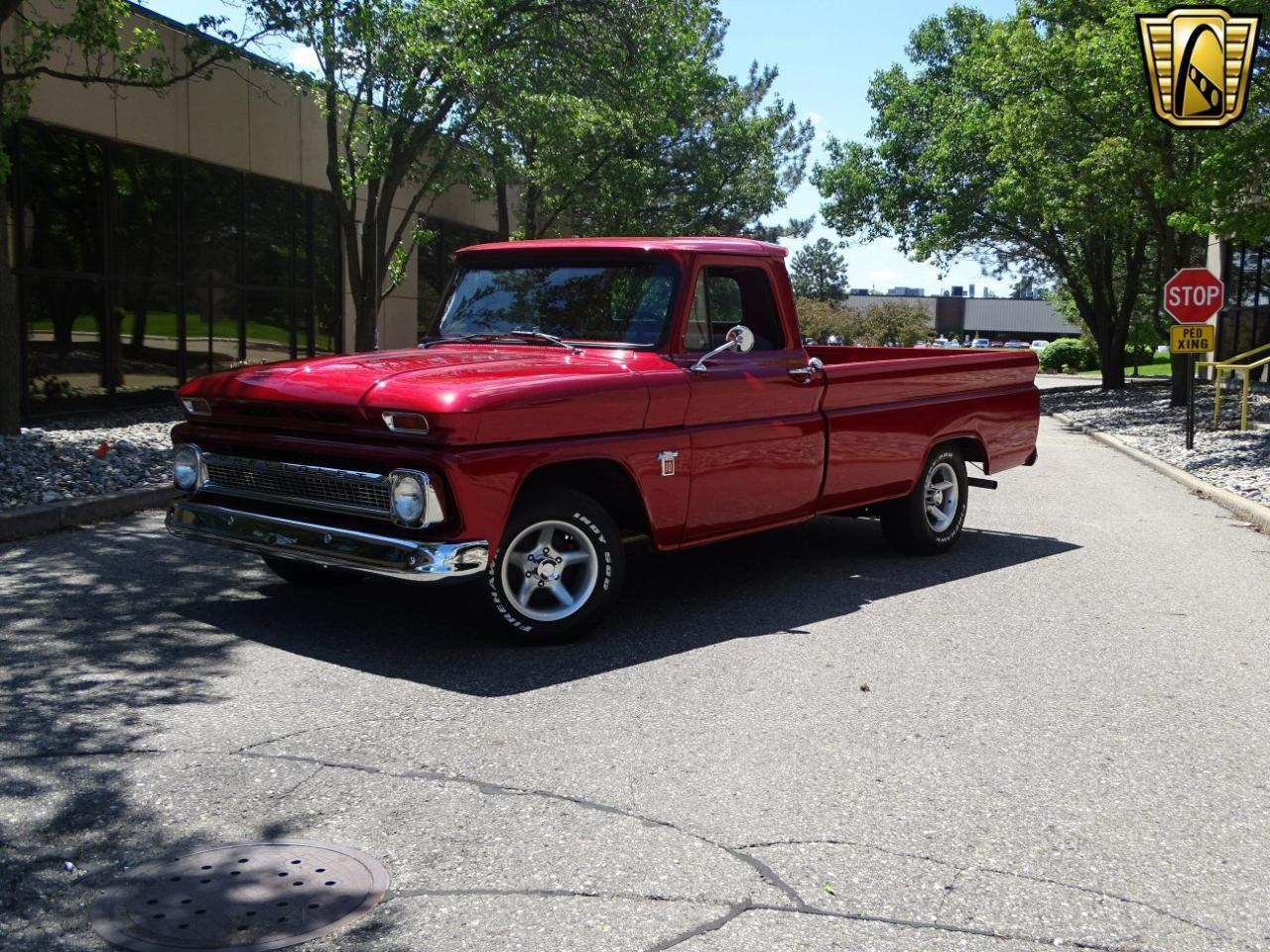 Large Picture of '64 C10 Offered by Gateway Classic Cars - Detroit - LUZ8