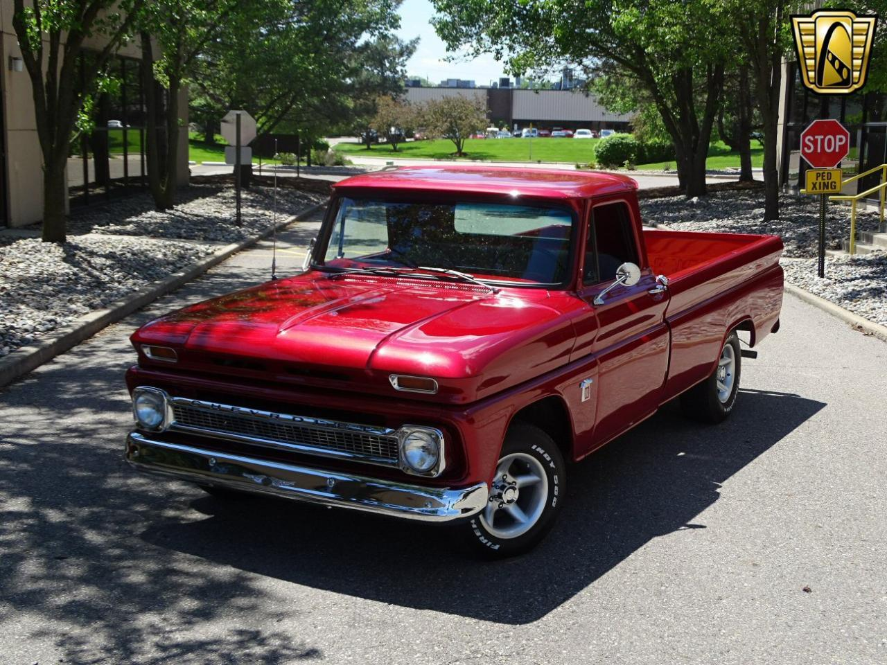 Large Picture of Classic 1964 Chevrolet C10 located in Dearborn Michigan - $18,595.00 - LUZ8