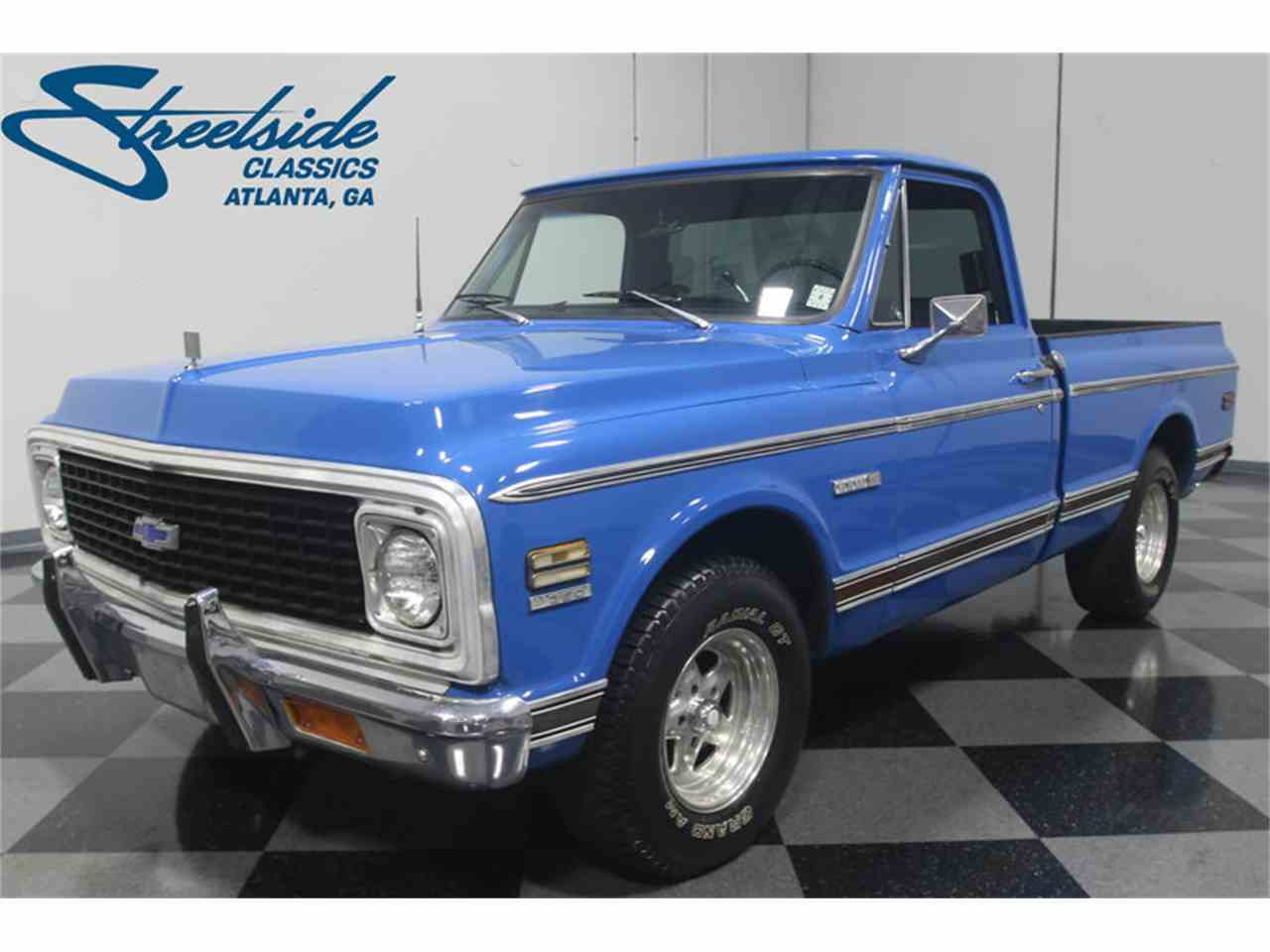 Large Picture of '71 C10 - LUZA
