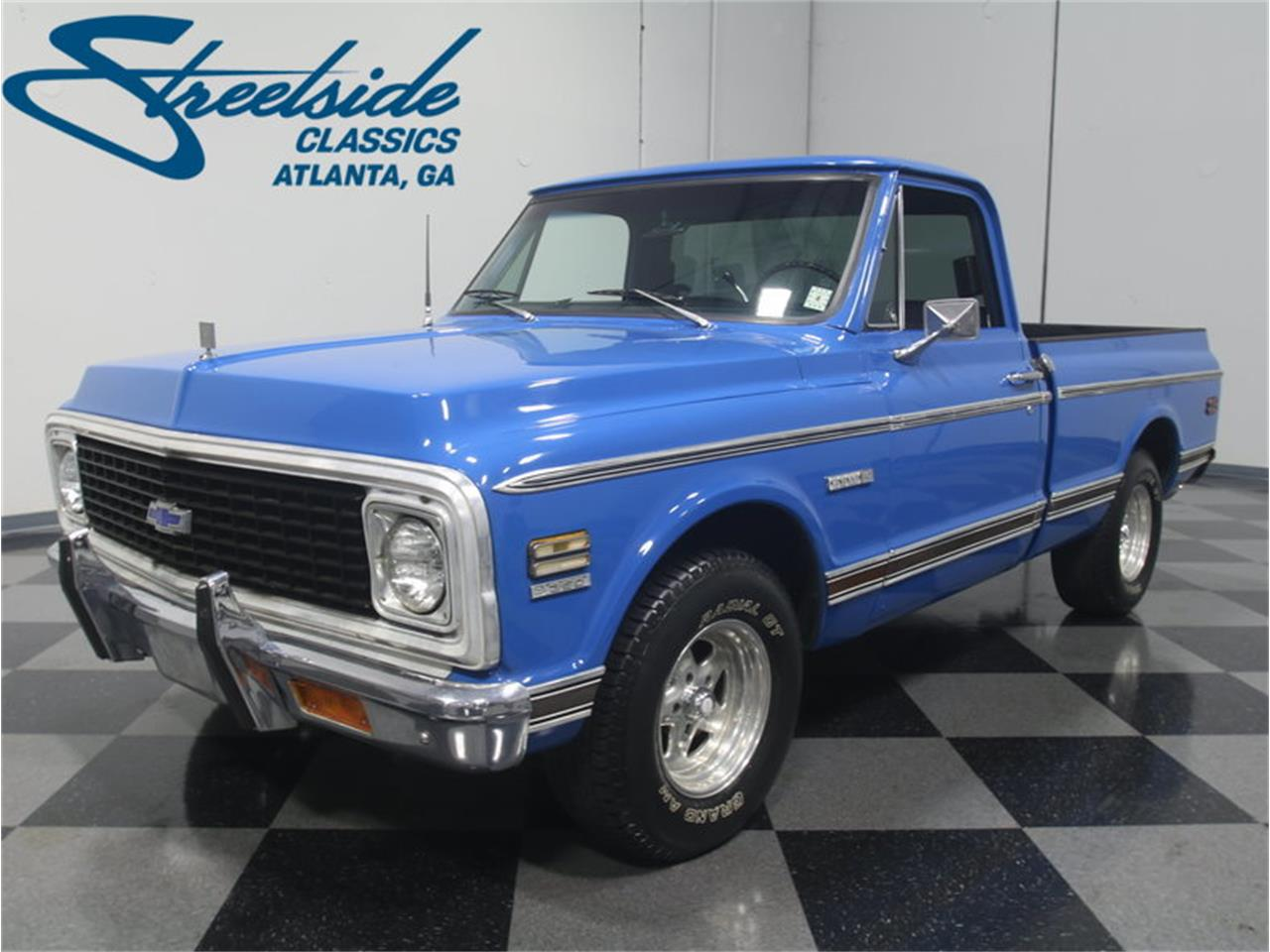 Large Picture of Classic '71 C10 located in Lithia Springs Georgia Offered by Streetside Classics - Atlanta - LUZA
