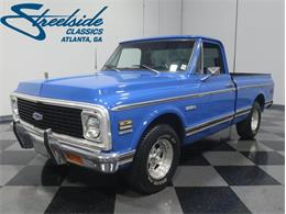 Picture of 1971 Chevrolet C10 located in Georgia - $17,995.00 Offered by Streetside Classics - Atlanta - LUZA