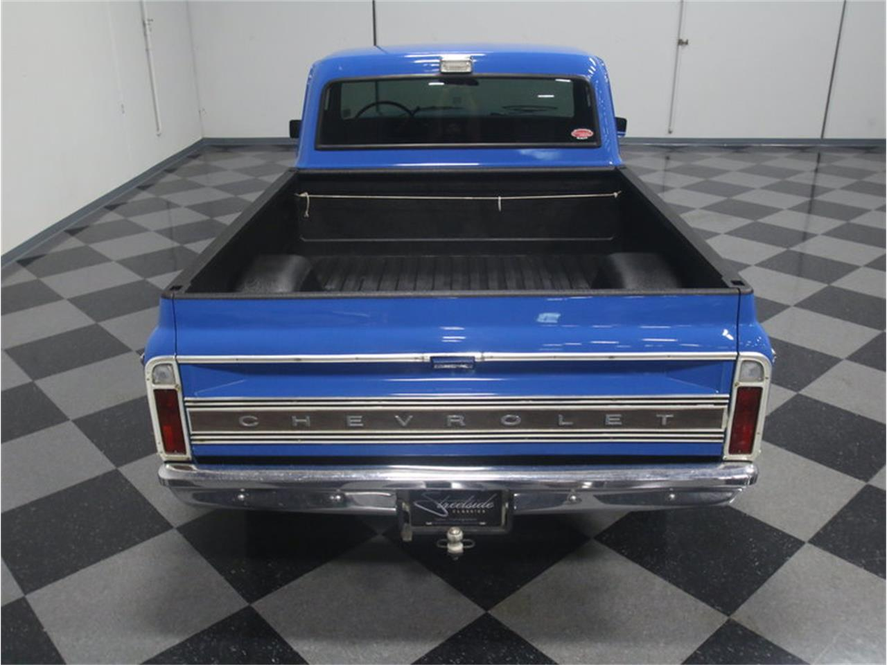 Large Picture of '71 Chevrolet C10 located in Lithia Springs Georgia - LUZA