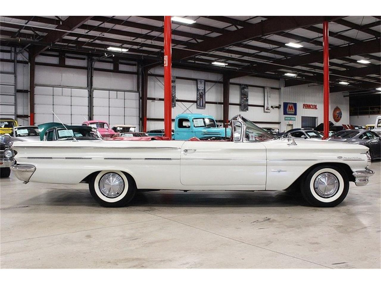 Large Picture of Classic '60 Bonneville located in Michigan - $49,900.00 - LUZH
