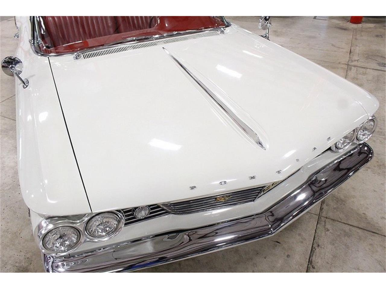 Large Picture of Classic 1960 Pontiac Bonneville located in Michigan - $49,900.00 - LUZH