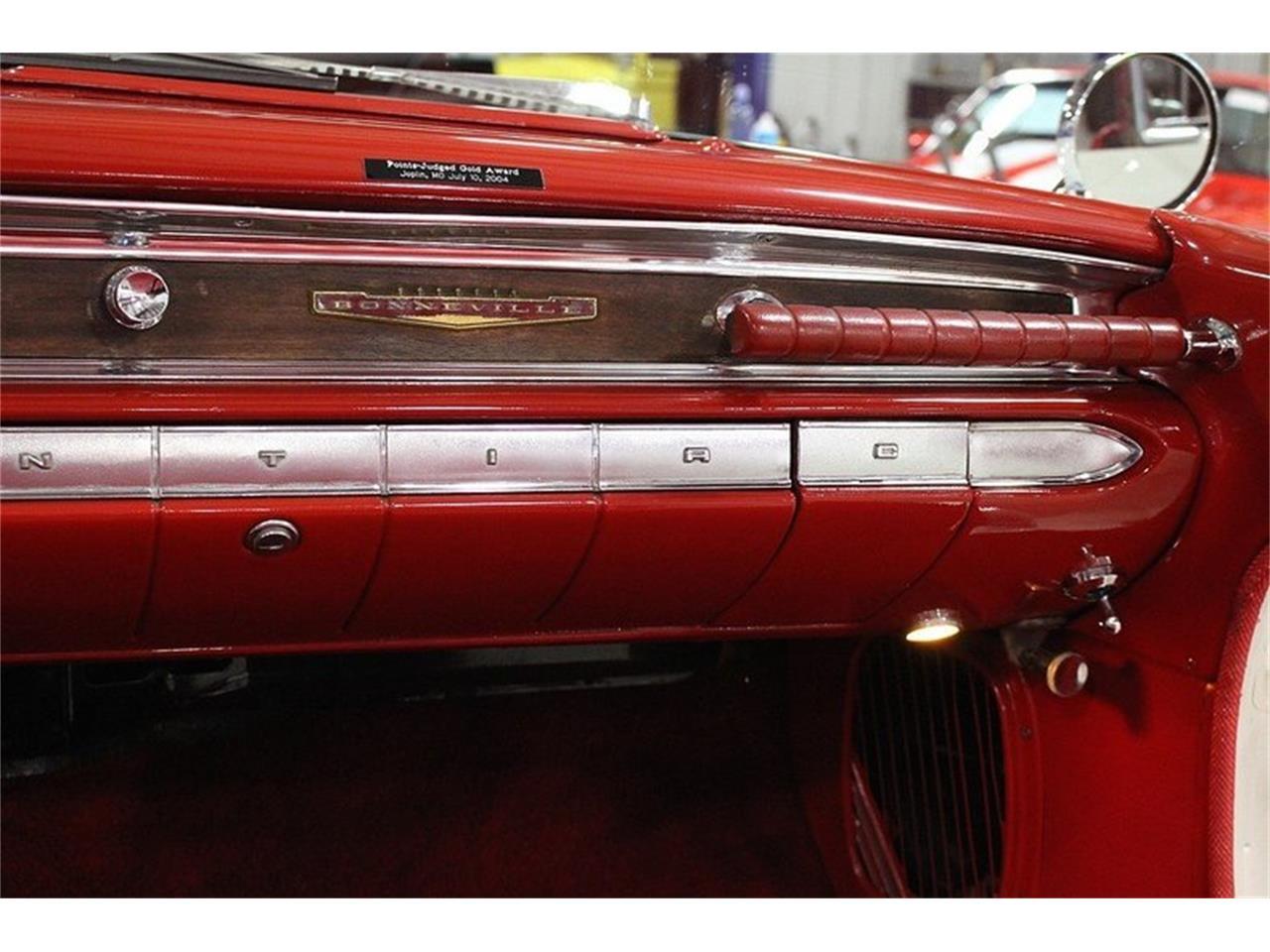Large Picture of Classic 1960 Pontiac Bonneville - $49,900.00 - LUZH