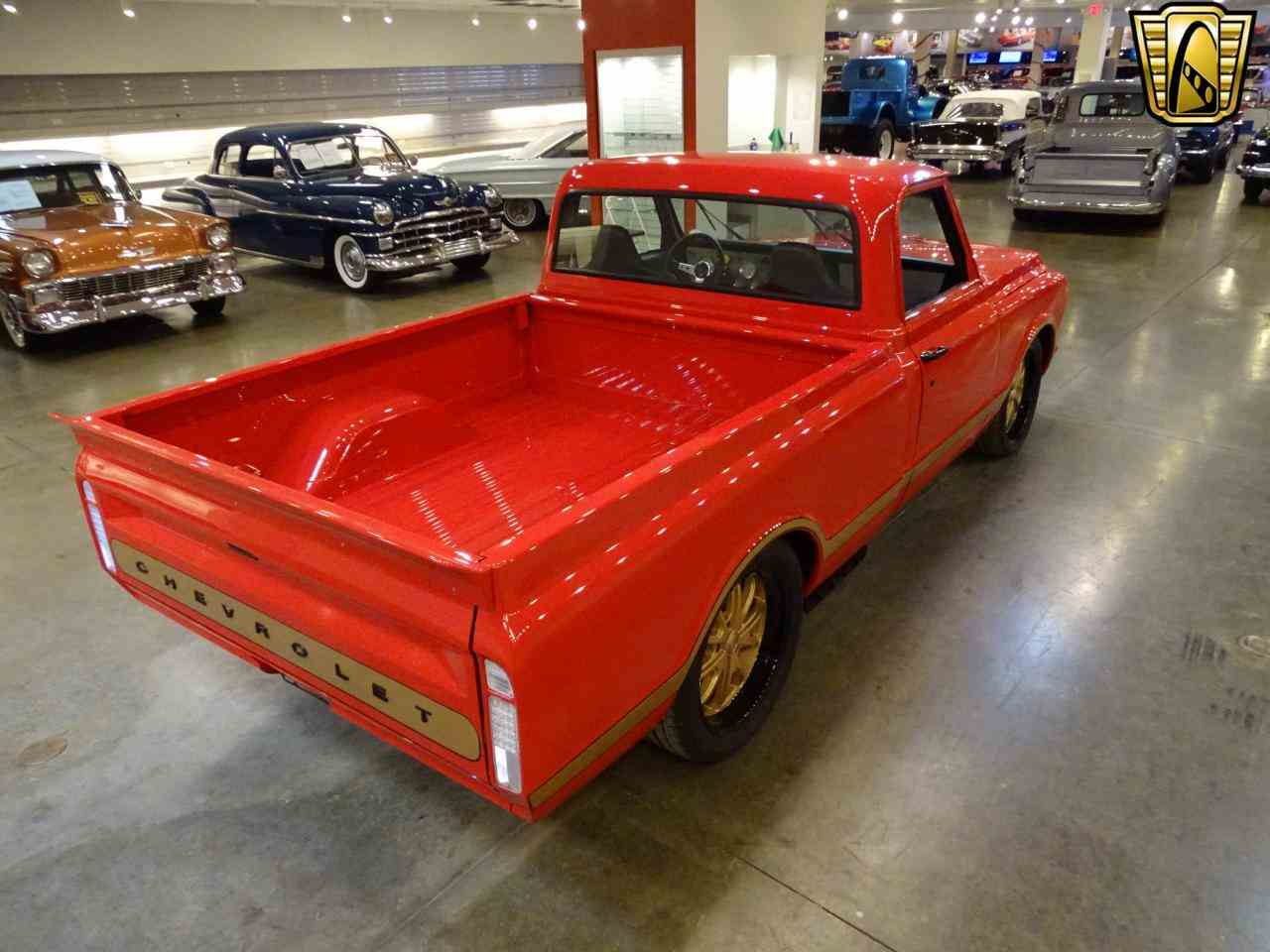 Large Picture of '71 C10 - LUZN