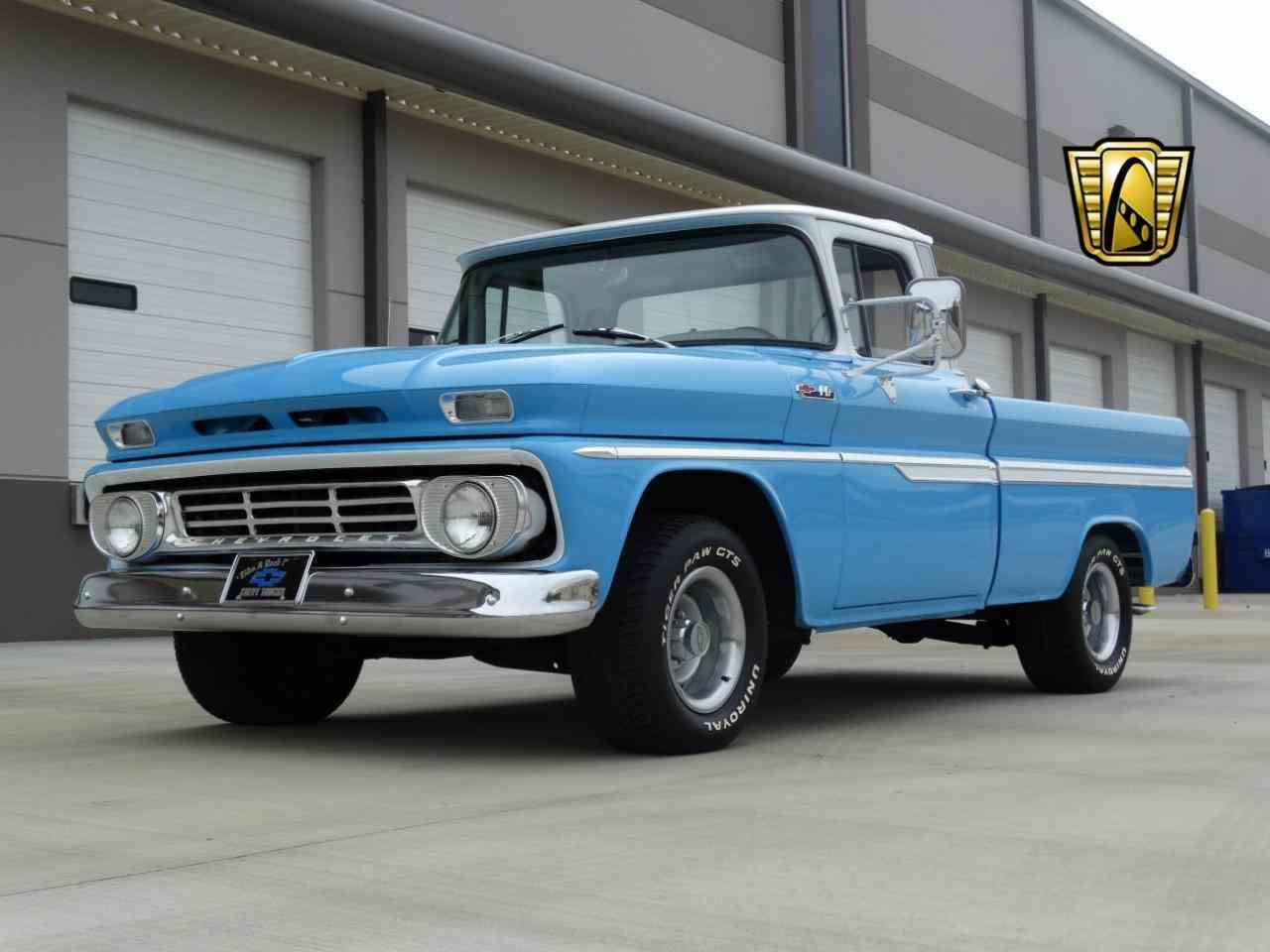 Large Picture of '62 C10 - LUZP