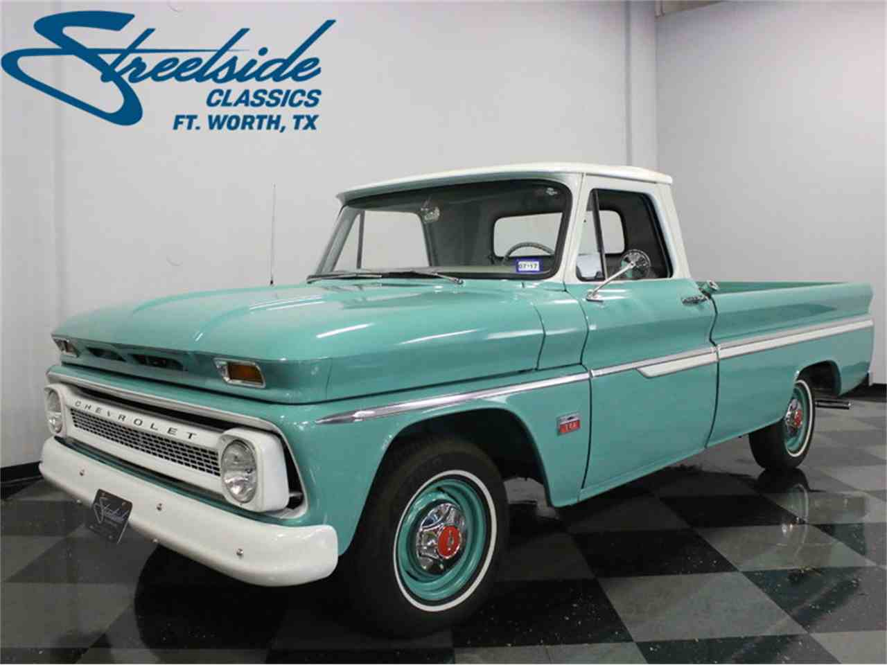 Large Picture of Classic '66 C10 located in Texas - LUZQ