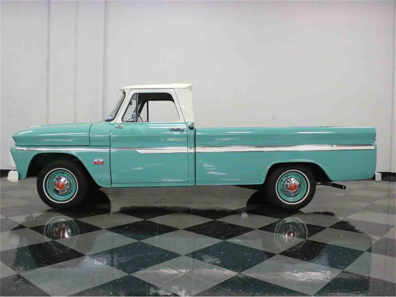 Large Picture of Classic 1966 Chevrolet C10 - LUZQ