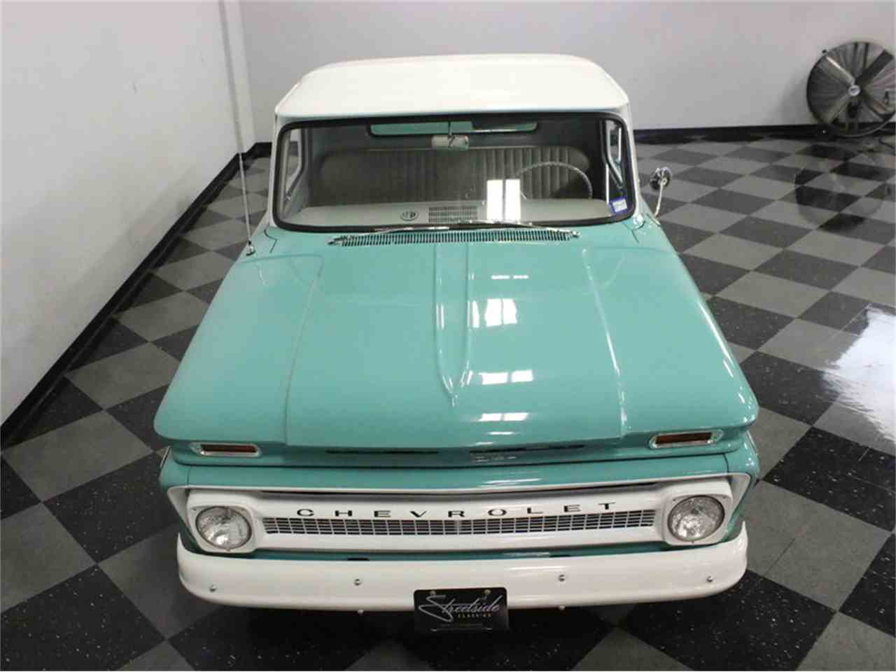Large Picture of 1966 C10 - $24,995.00 Offered by Streetside Classics - Dallas / Fort Worth - LUZQ