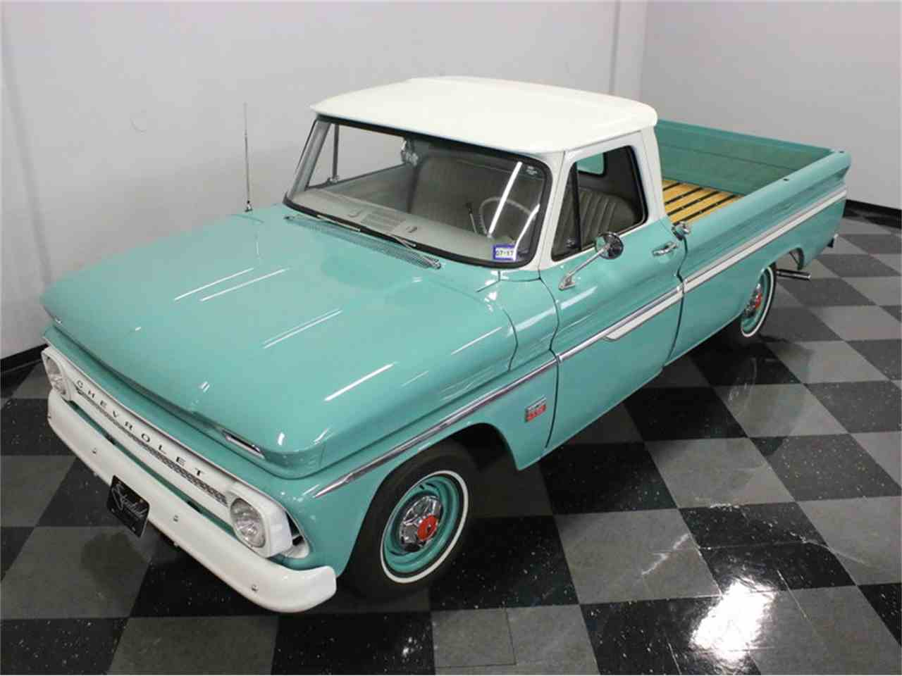 Large Picture of 1966 Chevrolet C10 Offered by Streetside Classics - Dallas / Fort Worth - LUZQ