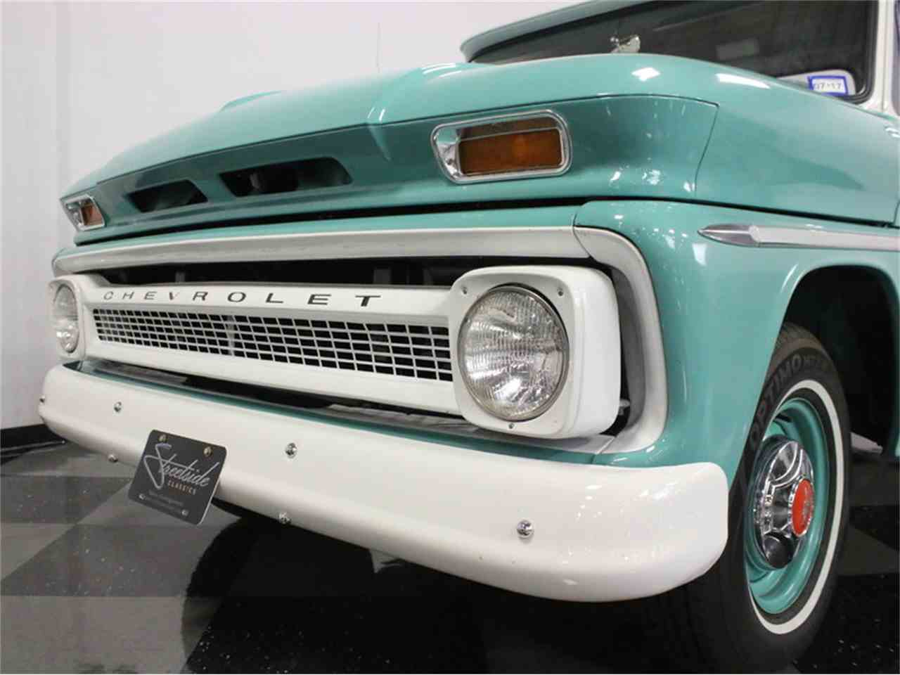 Large Picture of '66 C10 located in Ft Worth Texas Offered by Streetside Classics - Dallas / Fort Worth - LUZQ