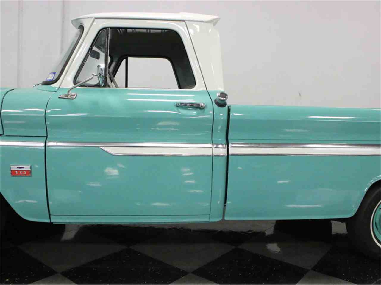 Large Picture of '66 C10 located in Texas - $24,995.00 Offered by Streetside Classics - Dallas / Fort Worth - LUZQ