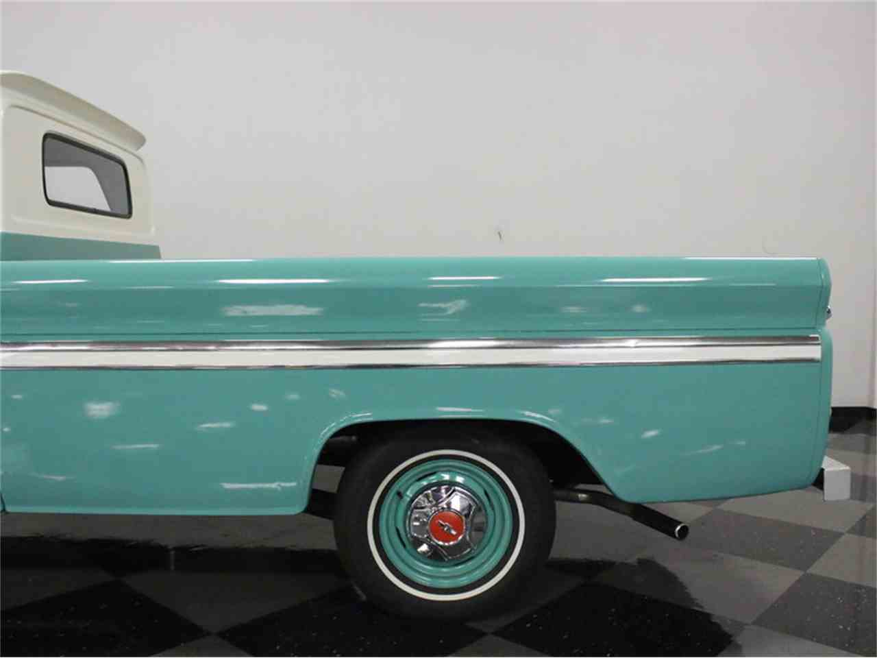 Large Picture of '66 Chevrolet C10 Offered by Streetside Classics - Dallas / Fort Worth - LUZQ