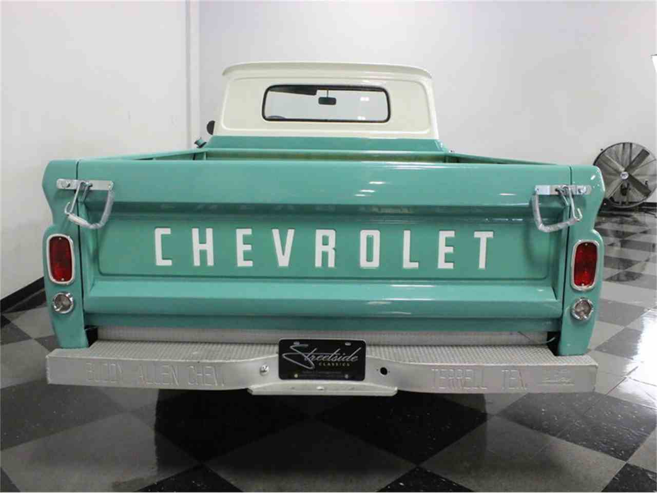 Large Picture of '66 C10 - $24,995.00 Offered by Streetside Classics - Dallas / Fort Worth - LUZQ