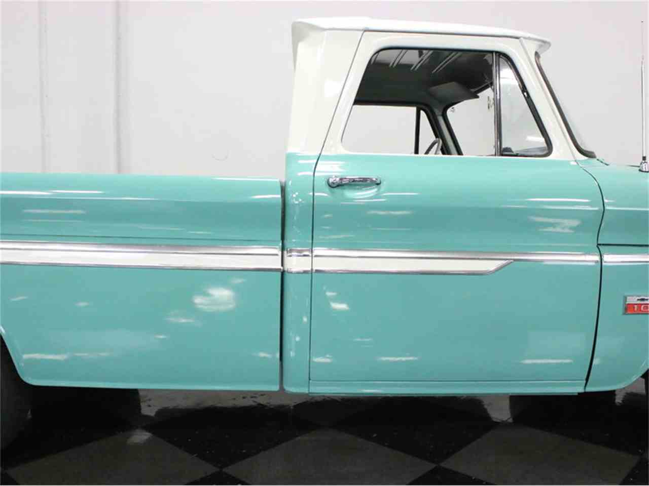 Large Picture of Classic '66 C10 located in Texas Offered by Streetside Classics - Dallas / Fort Worth - LUZQ
