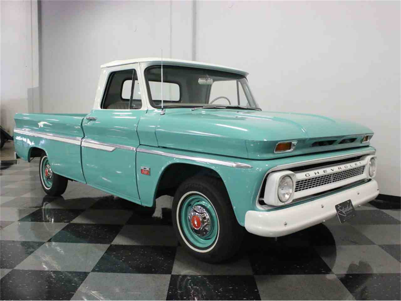 Large Picture of '66 Chevrolet C10 located in Texas - $24,995.00 - LUZQ