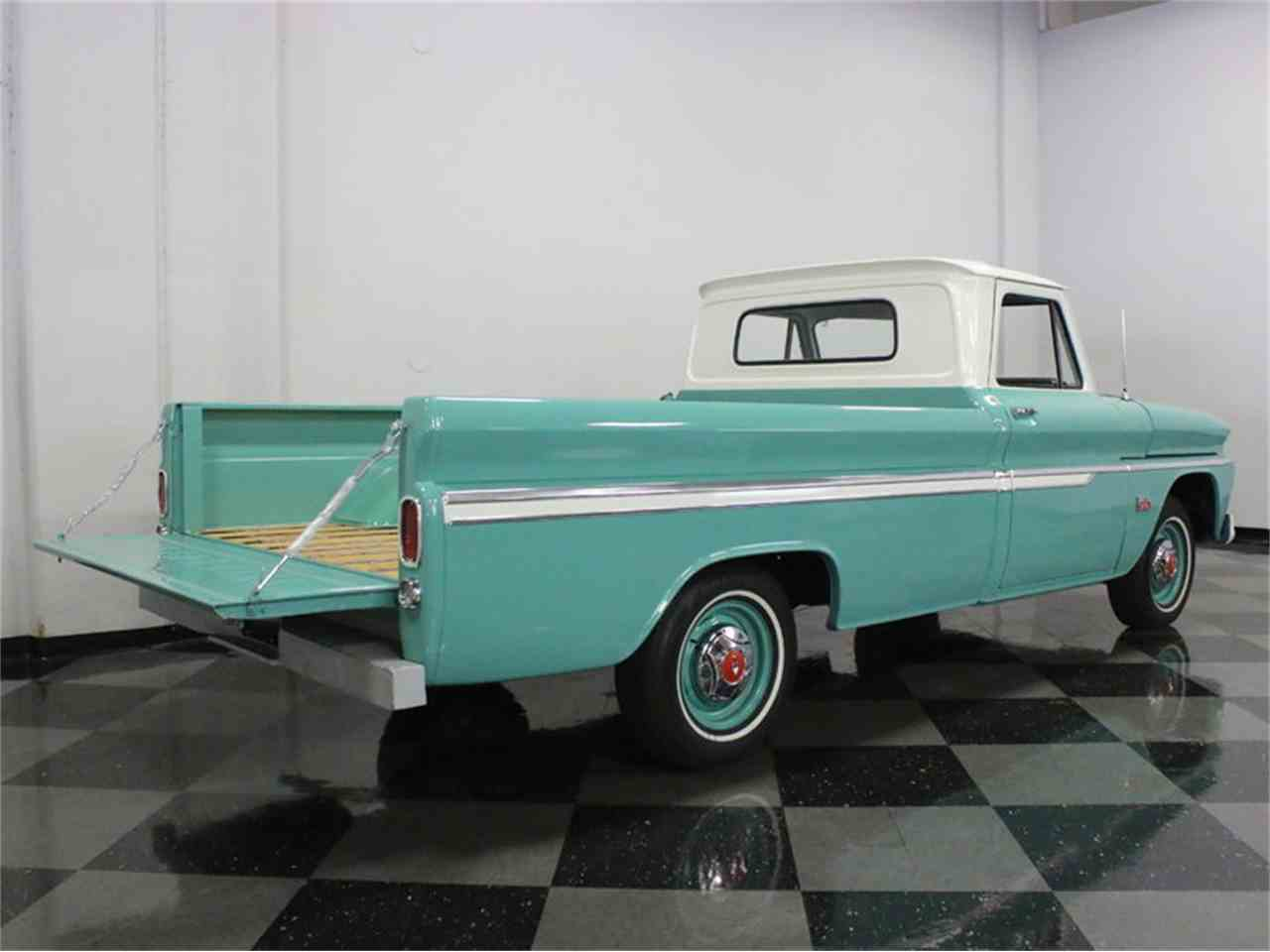 Large Picture of '66 Chevrolet C10 located in Ft Worth Texas - $24,995.00 Offered by Streetside Classics - Dallas / Fort Worth - LUZQ