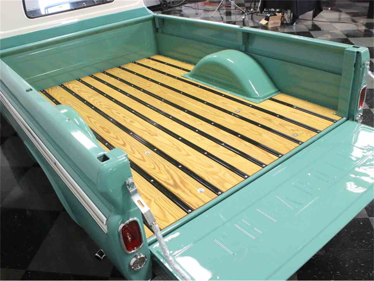 Large Picture of '66 C10 located in Texas Offered by Streetside Classics - Dallas / Fort Worth - LUZQ