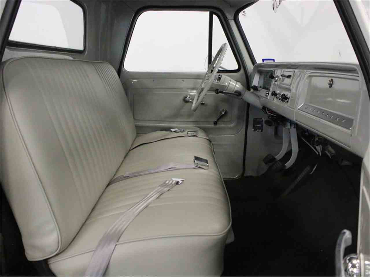 Large Picture of Classic 1966 Chevrolet C10 located in Ft Worth Texas Offered by Streetside Classics - Dallas / Fort Worth - LUZQ