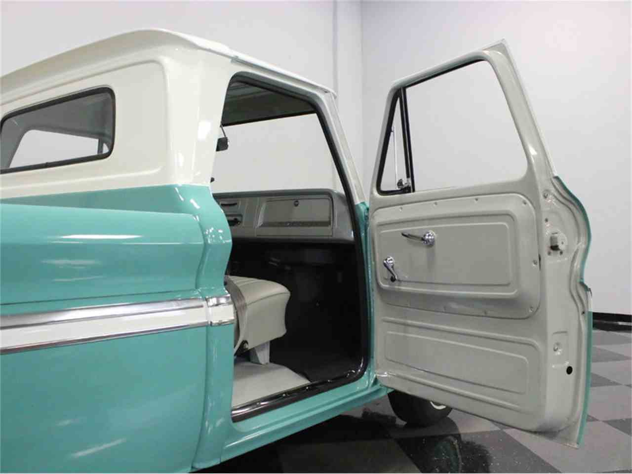 Large Picture of 1966 C10 Offered by Streetside Classics - Dallas / Fort Worth - LUZQ
