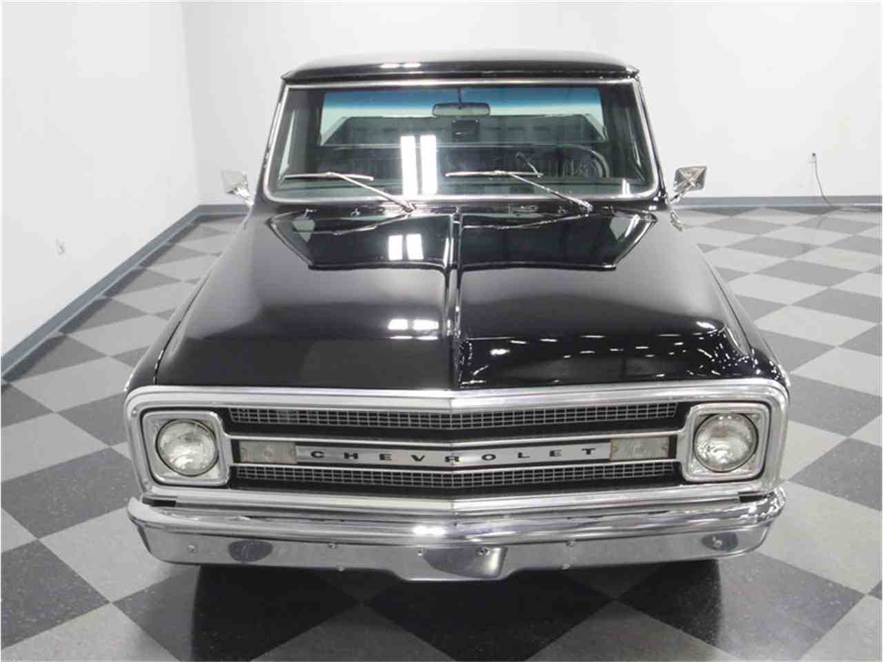 Large Picture of '69 C10 - LUZT