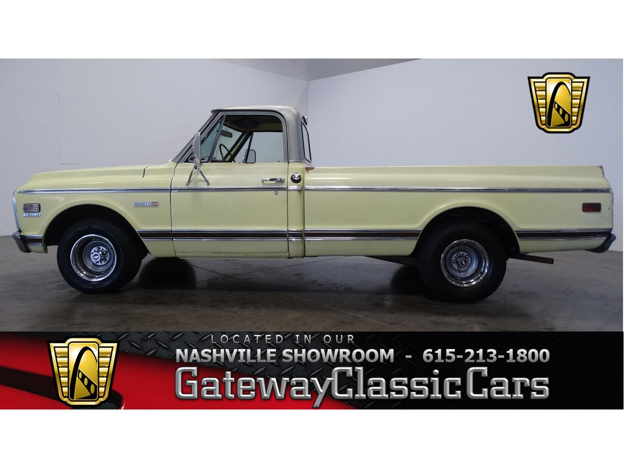 Large Picture of Classic 1972 C10 Offered by Gateway Classic Cars - Nashville - LUZU