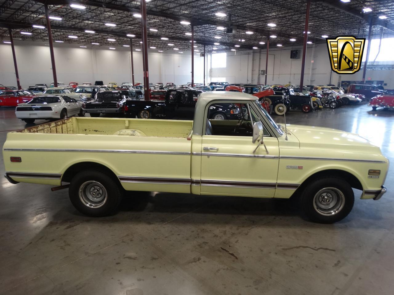 Large Picture of Classic '72 C10 Offered by Gateway Classic Cars - Nashville - LUZU