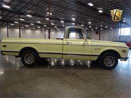 Picture of '72 Chevrolet C10 located in La Vergne Tennessee Offered by Gateway Classic Cars - Nashville - LUZU
