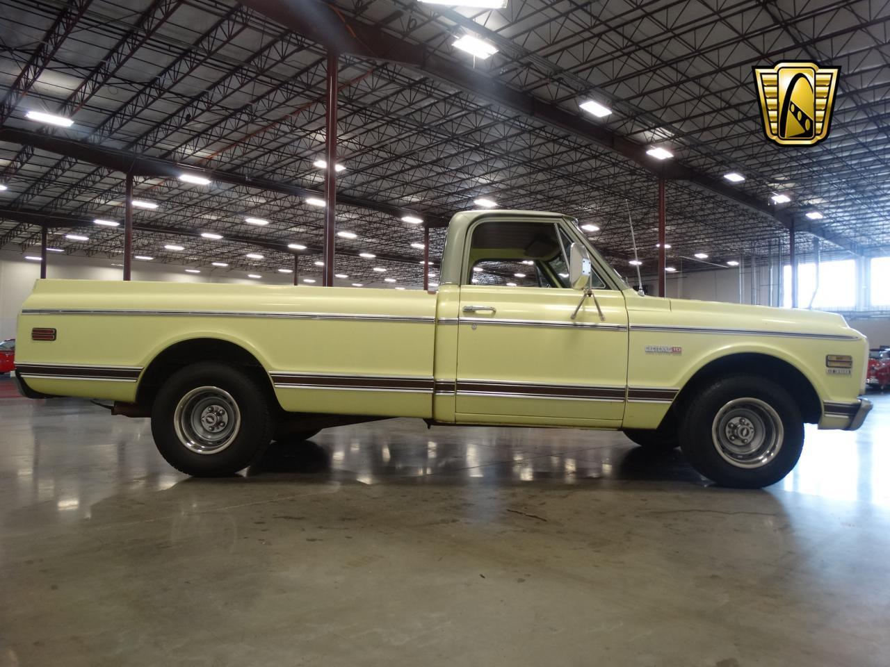 Large Picture of Classic '72 Chevrolet C10 located in Tennessee - $19,595.00 - LUZU