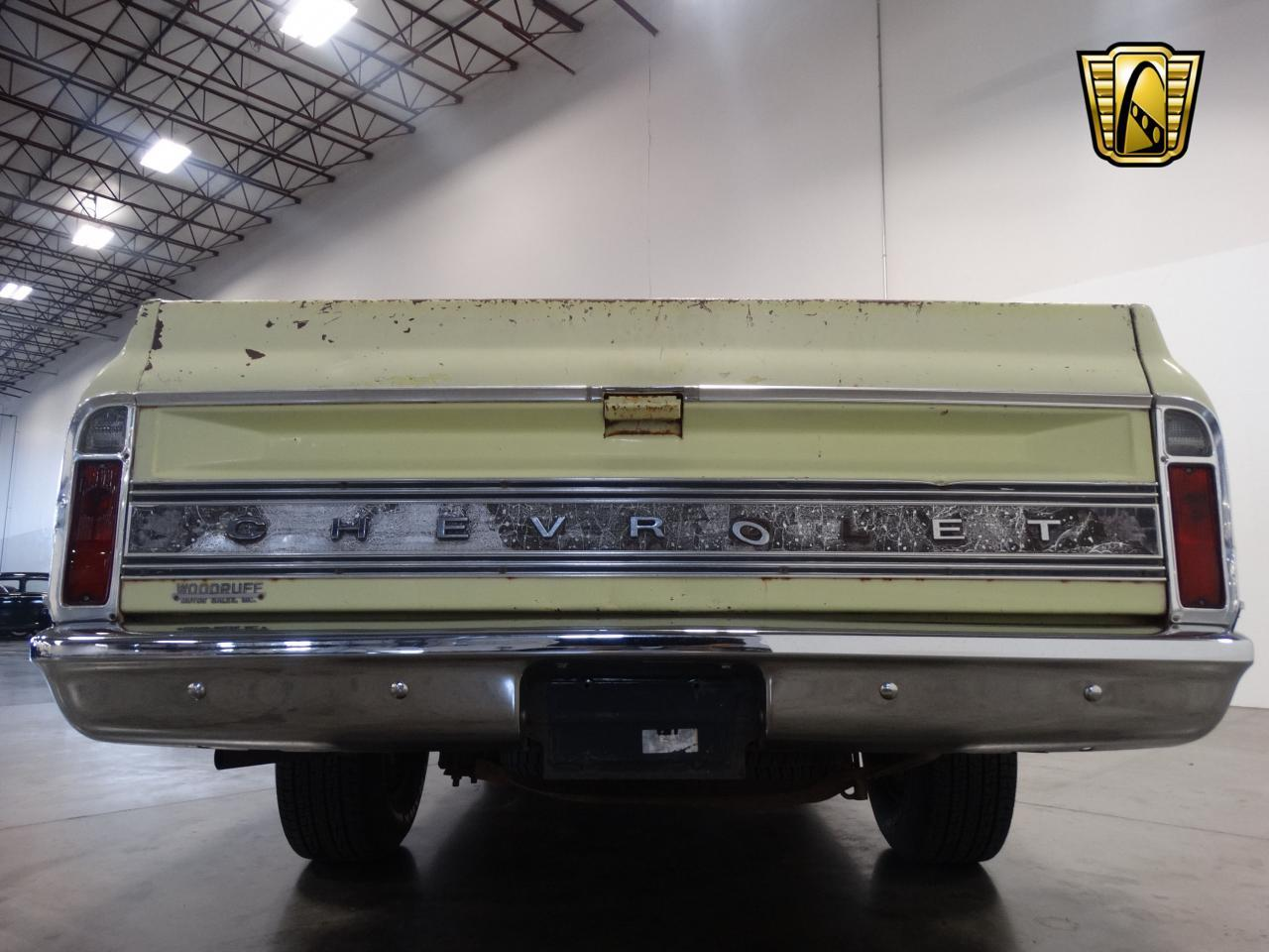 Large Picture of Classic 1972 C10 - $19,595.00 Offered by Gateway Classic Cars - Nashville - LUZU