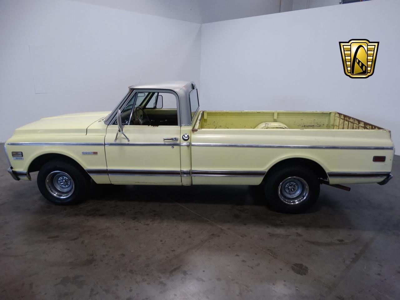 Large Picture of 1972 C10 located in Tennessee - $19,595.00 Offered by Gateway Classic Cars - Nashville - LUZU