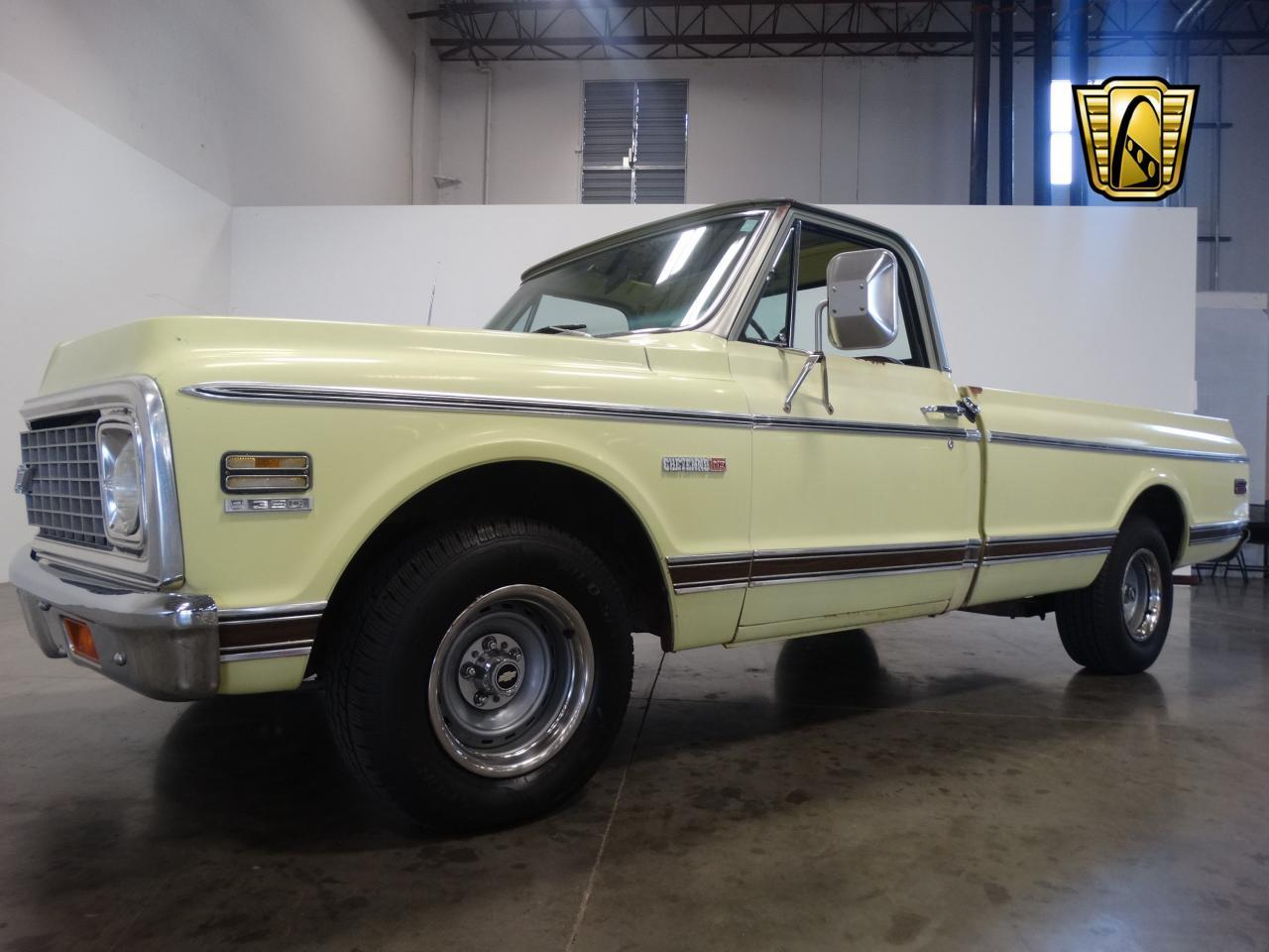 Large Picture of '72 Chevrolet C10 Offered by Gateway Classic Cars - Nashville - LUZU