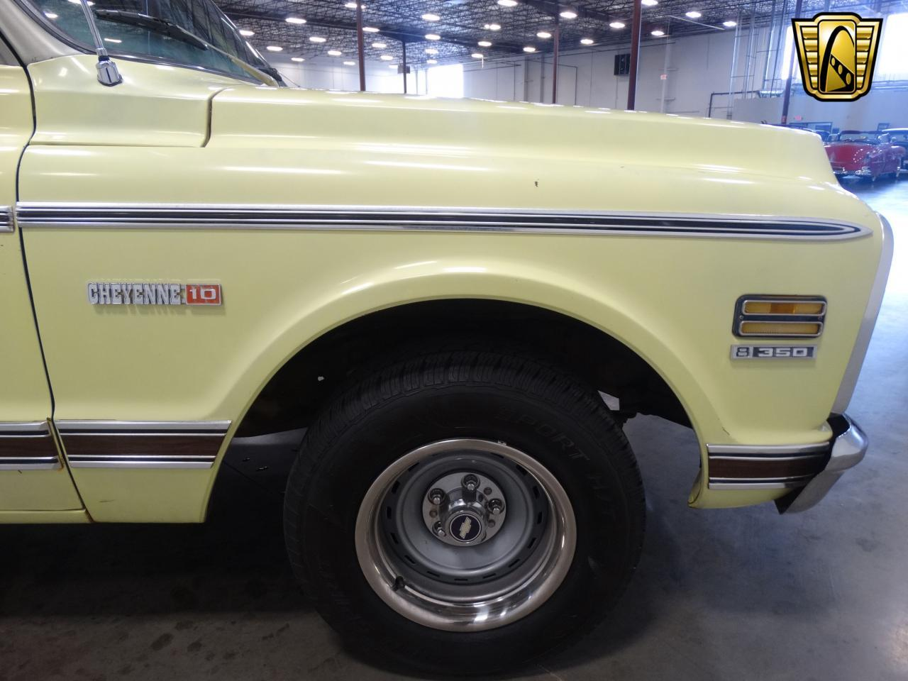 Large Picture of '72 Chevrolet C10 located in La Vergne Tennessee - $19,595.00 - LUZU