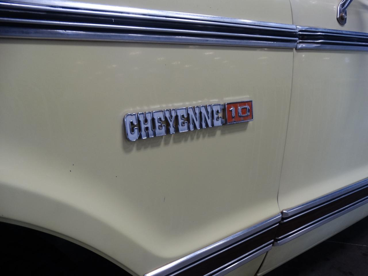 Large Picture of 1972 Chevrolet C10 located in Tennessee - $19,595.00 Offered by Gateway Classic Cars - Nashville - LUZU