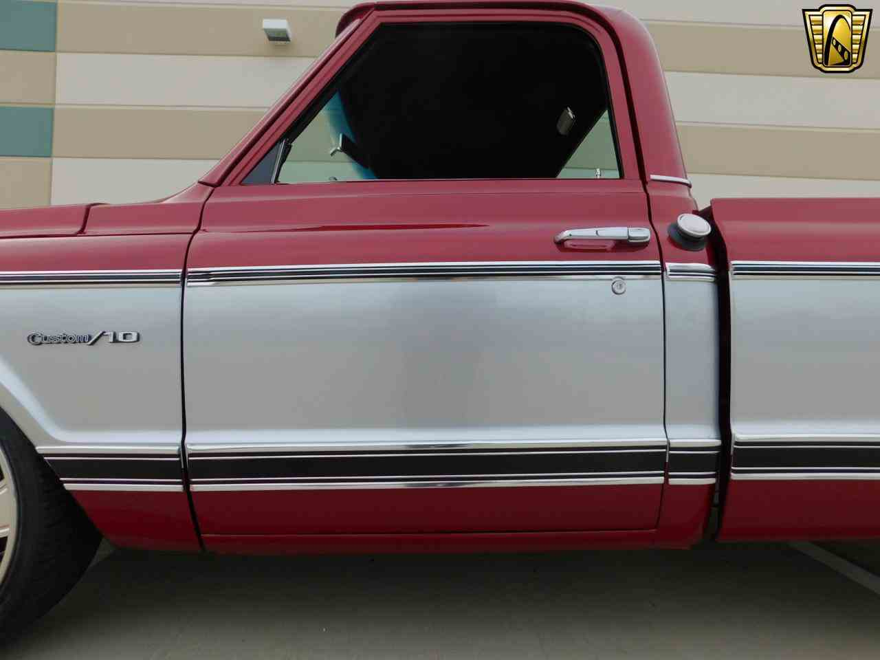 Large Picture of '69 C10 - LUZX