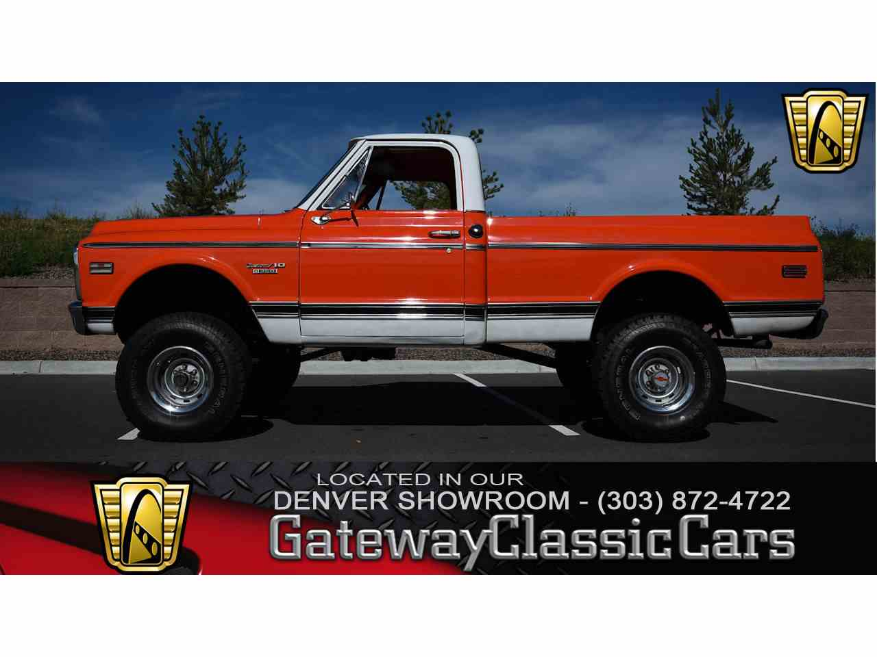 Large Picture of '70 C10 - LUZZ