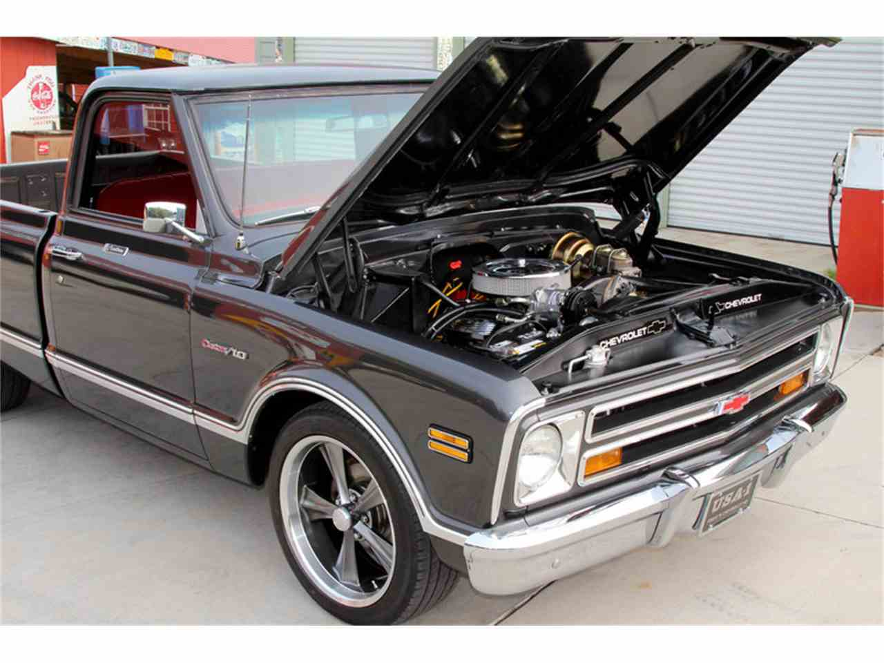 Large Picture of '68 C10 - LV06