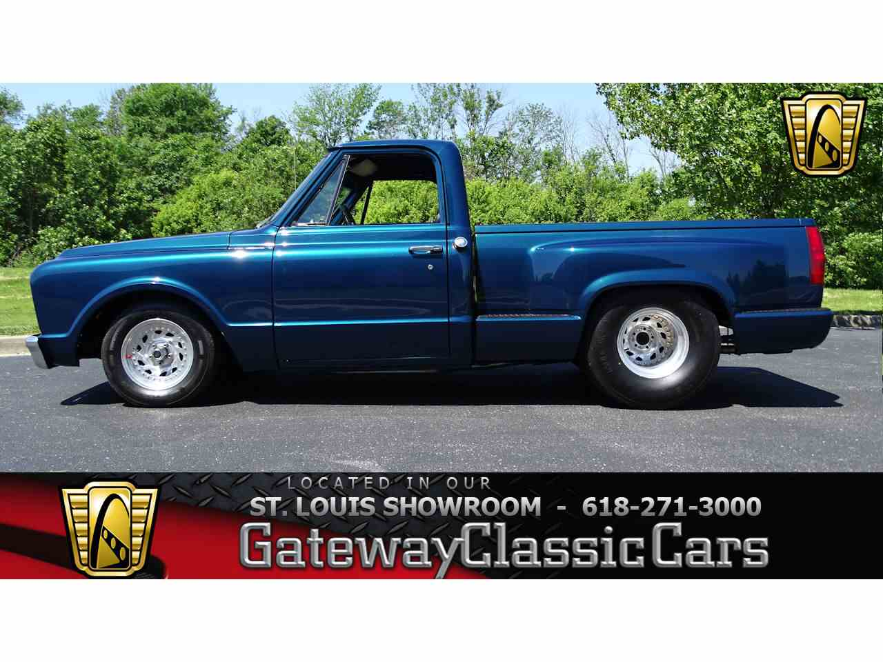Large Picture of '67 C10 Offered by Gateway Classic Cars - St. Louis - LV0B