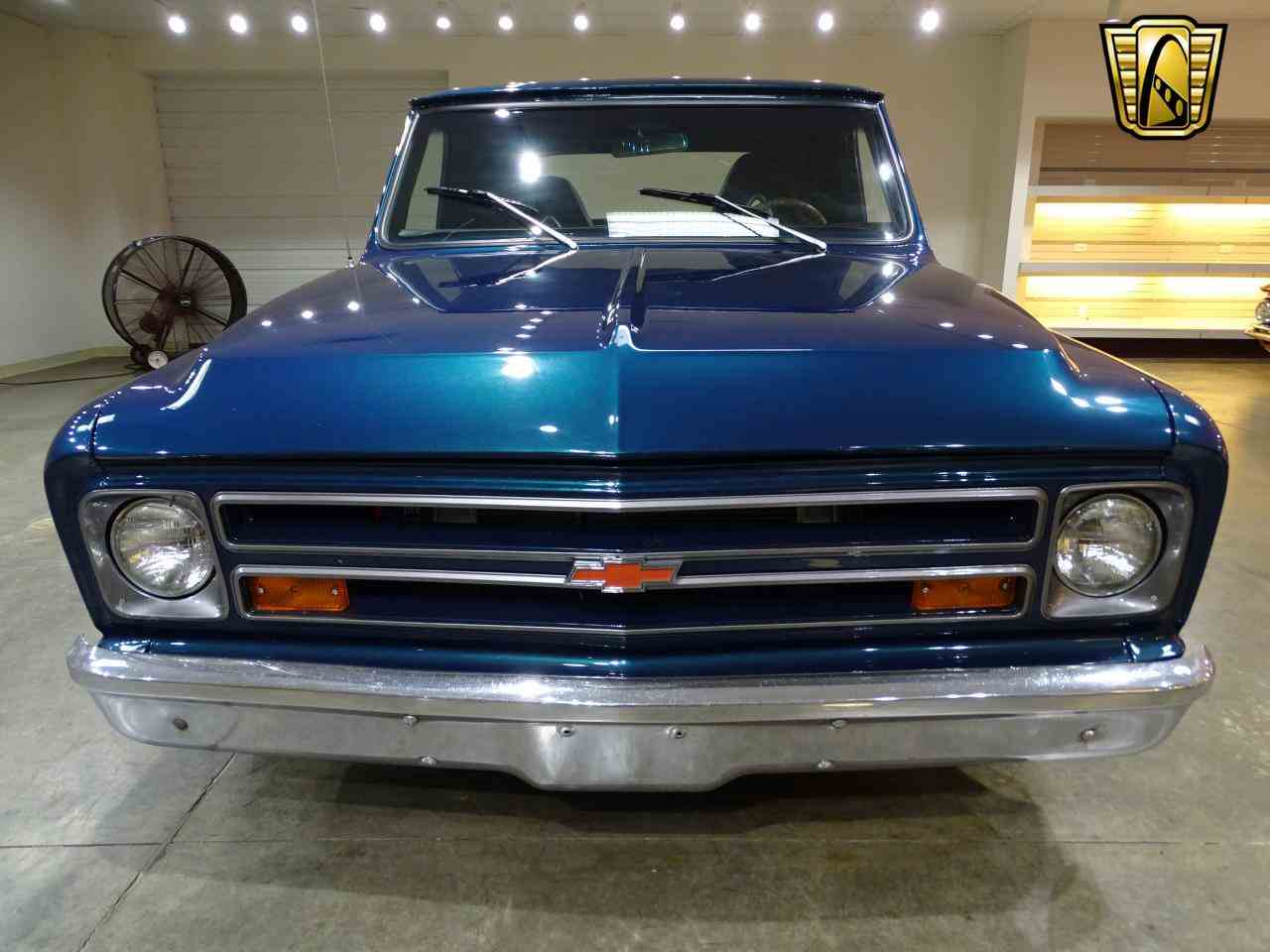Large Picture of Classic 1967 Chevrolet C10 - $19,995.00 Offered by Gateway Classic Cars - St. Louis - LV0B