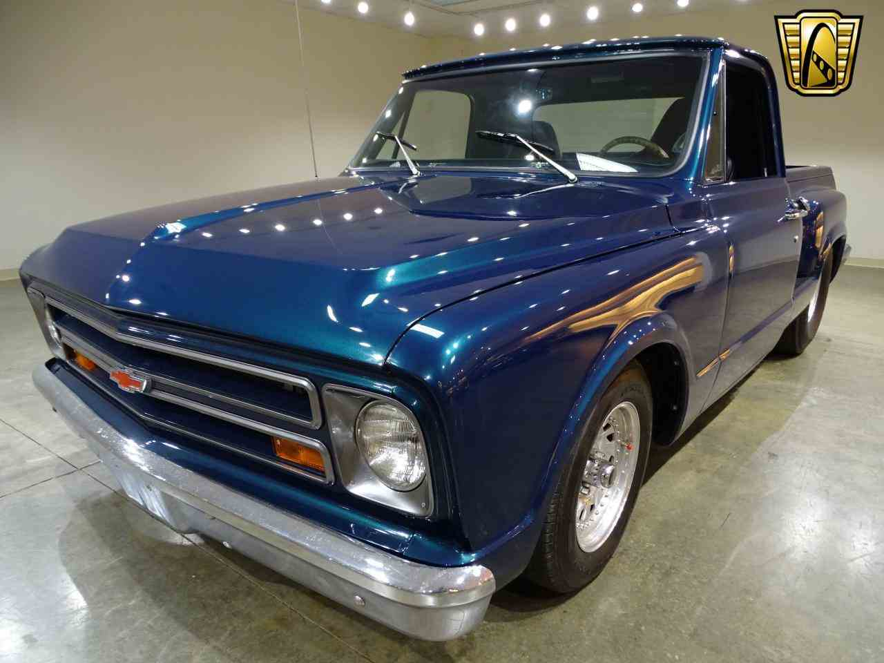 Large Picture of 1967 C10 - LV0B