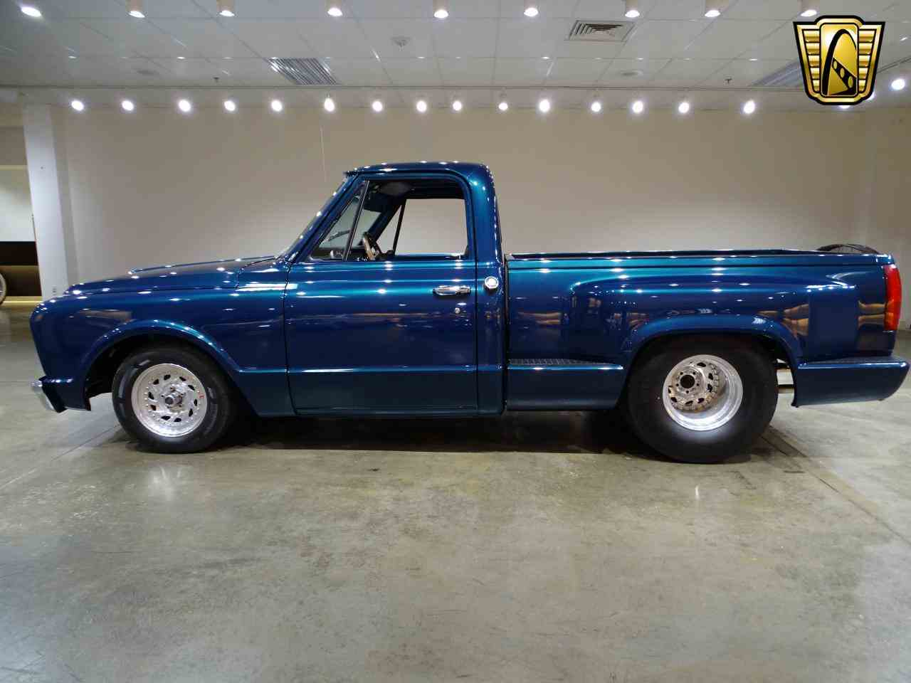 Large Picture of Classic '67 C10 located in O'Fallon Illinois - $19,995.00 - LV0B