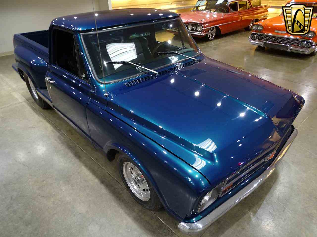 Large Picture of 1967 Chevrolet C10 - $19,995.00 Offered by Gateway Classic Cars - St. Louis - LV0B