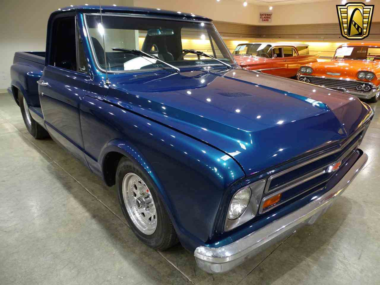 Large Picture of '67 Chevrolet C10 - $19,995.00 - LV0B