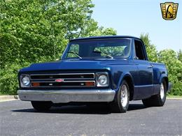 Picture of 1967 C10 located in Illinois Offered by Gateway Classic Cars - St. Louis - LV0B