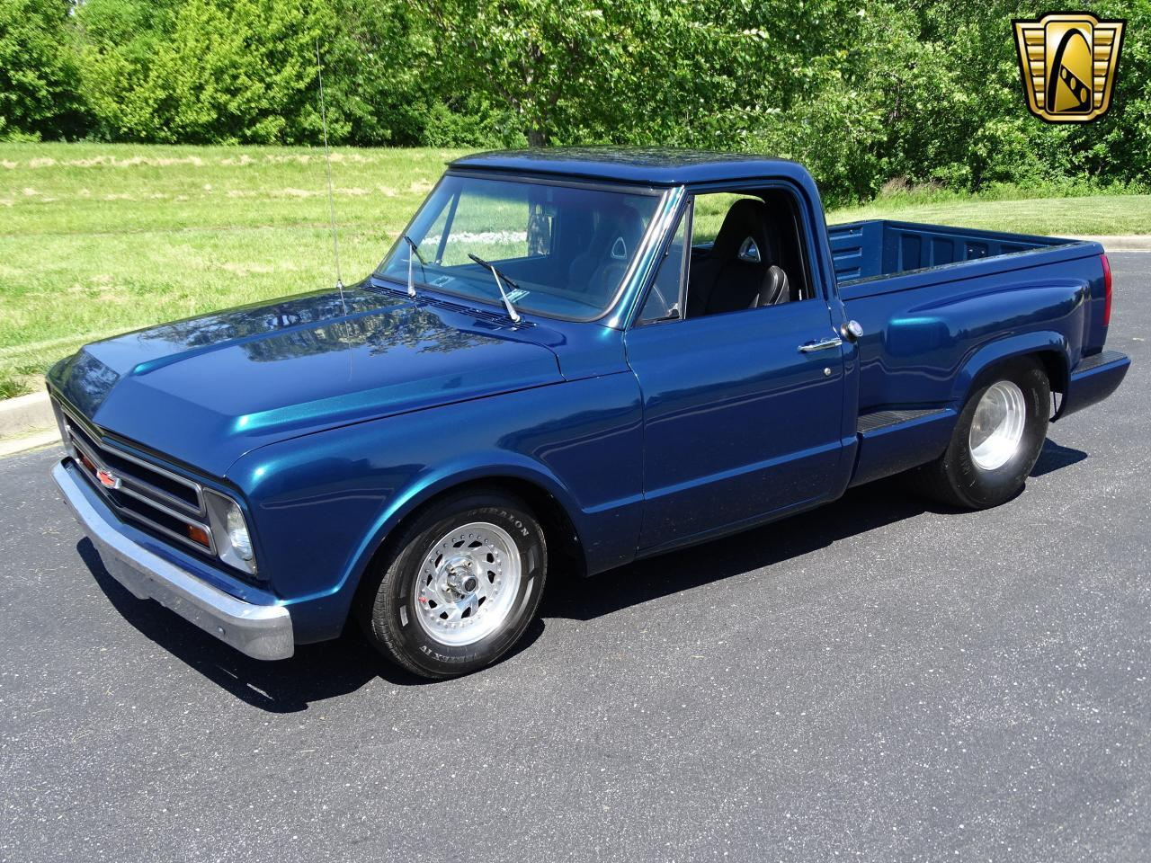 Large Picture of 1967 Chevrolet C10 - LV0B
